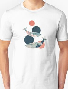 Whale and Polka Dots T-Shirt