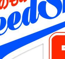 HM Speed Shop Decal JP SCRIPT 69 Sticker