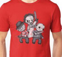 Horror Trifecta Plushie  Unisex T-Shirt
