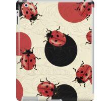 Ladybird Polka iPad Case/Skin