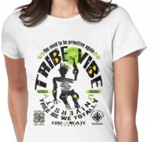 TREE BE WE Womens Fitted T-Shirt
