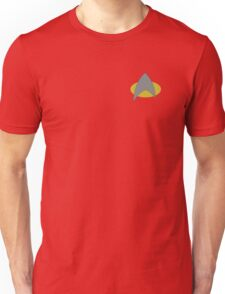 Star Trek Badge Unisex T-Shirt