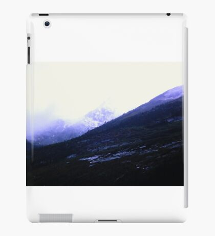 Rodgers Pass  iPad Case/Skin