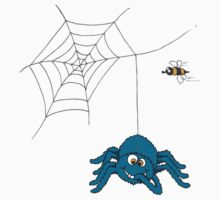 The spider and the fly Kids Clothes