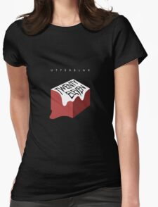 "Utterblax ""2011""  Womens Fitted T-Shirt"
