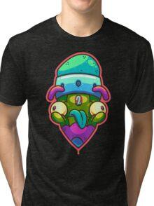 Graphite Derp Tri-blend T-Shirt