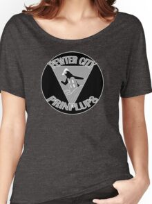 Pewter City Prinplups Women's Relaxed Fit T-Shirt