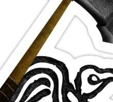 Thors Hammer Sticker