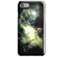 The Dinosaur Nebula iPhone Case/Skin