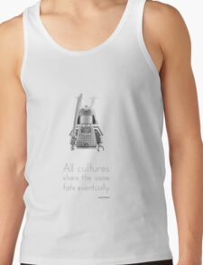 Japan - All Cultures Share the Same Fate Eventually Tank Top