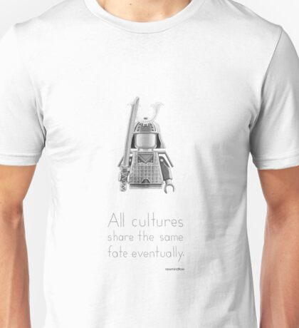 Japan - All Cultures Share the Same Fate Eventually Unisex T-Shirt