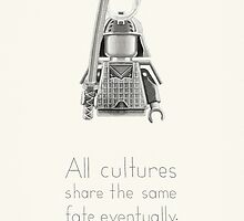 Japan - All Cultures Share the Same Fate Eventually by newmindflow