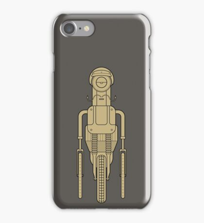 Hipsterbot iPhone Case/Skin