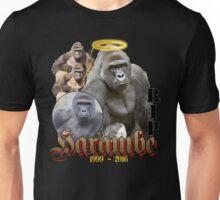 RIP HARAMBE VINTAGE RAP TEE HIPHOP TOUR T SHIRT Unisex T-Shirt