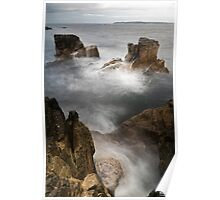 Ballycastle Sea Stack 2 Poster
