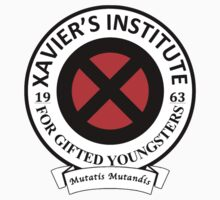 Xavier's Institute for Gifted Youngsters by JuggerNERD