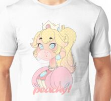 peachy! Unisex T-Shirt