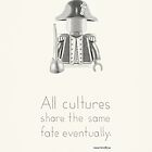 Colonial - All Cultures Share the Same Fate Eventually by newmindflow