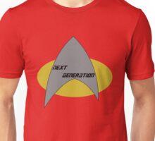 Next Generation Badge  Unisex T-Shirt