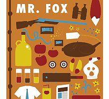 Fantastic Mr. Fox by ashraae