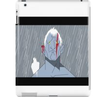 roy  iPad Case/Skin