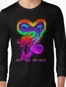Wavy kids on tour /Drag/ Long Sleeve T-Shirt