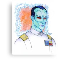 Grand Admiral Canvas Print