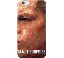 Nate Diaz iPhone Case/Skin