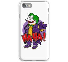 Ha Ha ! Mashup iPhone Case/Skin