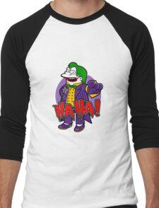Ha Ha ! Mashup Men's Baseball ¾ T-Shirt