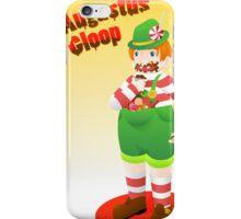 Augustus Gloop iPhone Case/Skin