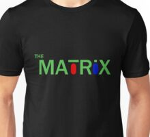 The Matrix minimal poster Unisex T-Shirt