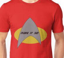 Make it so! Unisex T-Shirt