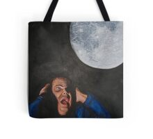 Midnight Scream Tote Bag