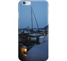 Dock on Potomac iPhone Case/Skin