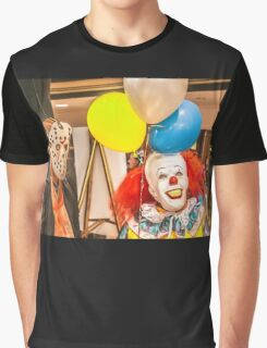 Jason and Penny Graphic T-Shirt