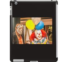 Jason and Penny iPad Case/Skin