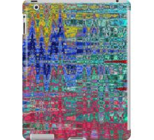 TEN SECONDS AFTER UNIVERSE SEVEN FORMED FROM THE VOID iPad Case/Skin