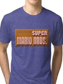 SMBJ Tri-blend T-Shirt
