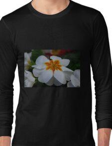 Pearly Primrose Long Sleeve T-Shirt