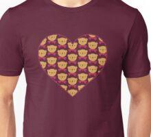 Suzuki the Mighty Teddy Bear | Heart Edition Unisex T-Shirt