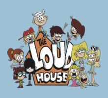 The Loud House One Piece - Short Sleeve