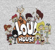 The Loud House Kids Tee