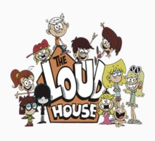 The Loud House Kids Tee