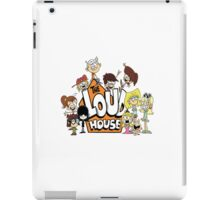 The Loud House iPad Case/Skin