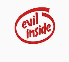 Evil Inside Unisex T-Shirt