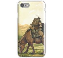 Bill the Pony iPhone Case/Skin