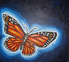 Night Butterfly by Chris Welton