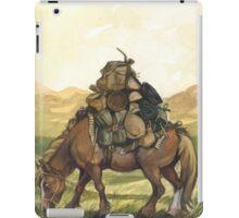 Bill the Pony iPad Case/Skin