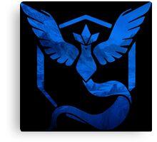Team Mystic Logo Canvas Print